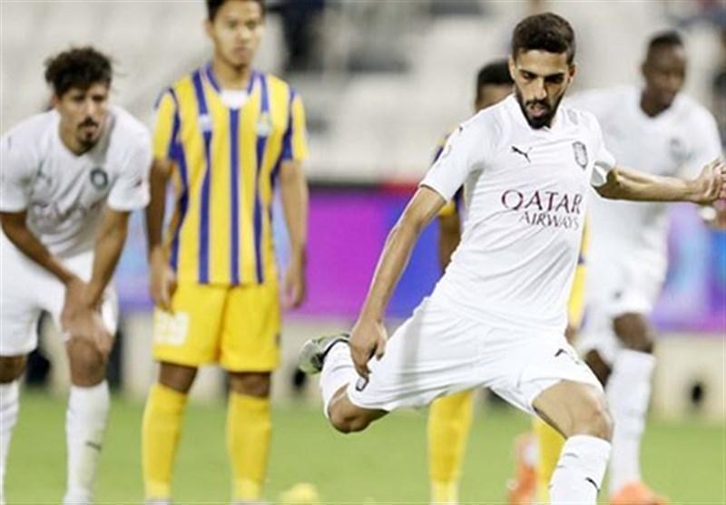 بازیکن السد: استقلال چیزی برای از دست دادن ندارد، کوشش می کنیم صعود به نیمه نهایی را جشن بگیریم