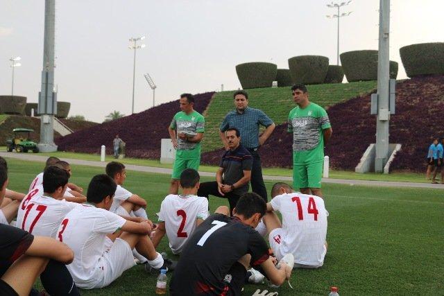 ضیا عربشاهی: موفقیت های تیم های ملی پایه اتفاقی است