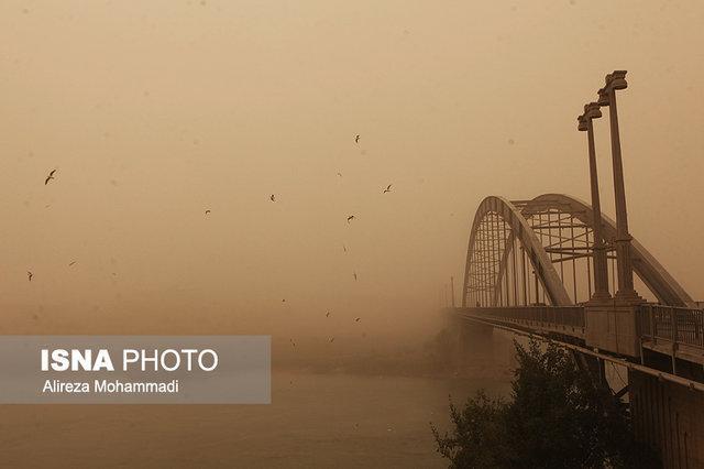 عمق فاجعه کانون های گرد و غبار در خوزستان بالاست