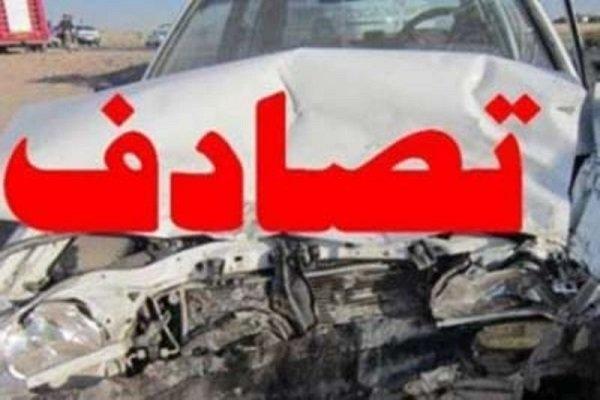 تصادف در جاده نظرآباد یک کشته برجا گذاشت
