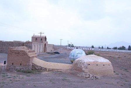 مرمت آب انبارهای تاریخی پاسنگان قم