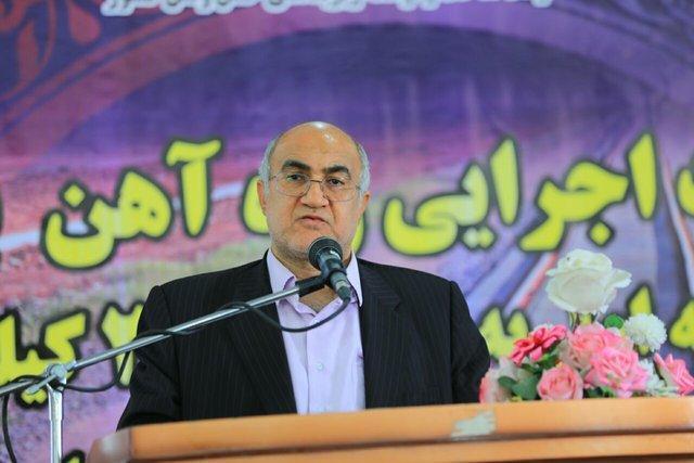 استاندار کرمان: برای تسریع در روند اجرایی خط ریل باید از بخش خصوصی یاری بگیریم