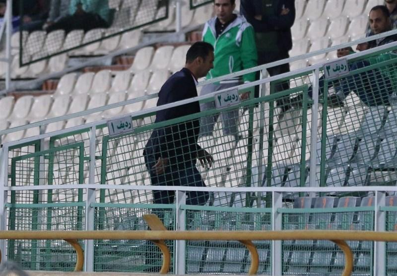 کمیته انضباطی اعلام نمود: محرومیت پاشازاده و محکومیت بادران به برگزاری یک بازی بدون تماشاگر