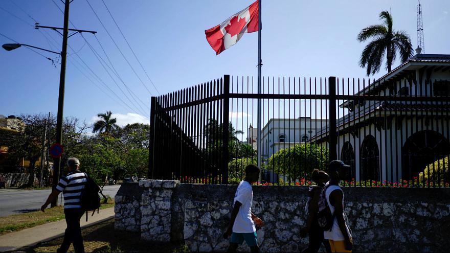 کاهش شمار دیپلمات های کانادا در کوبا به دلیل ابتلا به یک بیماری مرموز