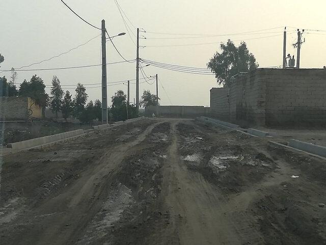 روستای ساحلی دراویزه در حال ریزش است