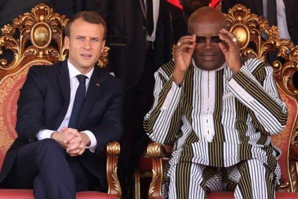 ماکرون در خصوص خطرِ چین به کشورهای آفریقایی هشدار داد!