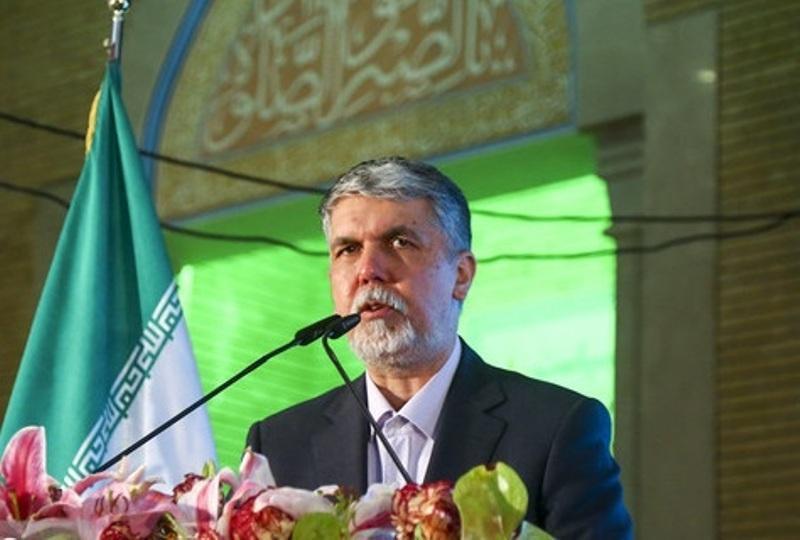 وزیر فرهنگ و ارشاد اسلامی: جشنواره خوشنویسی یاس یاسین از بزرگترین رخدادهای هنری جهان اسلام است