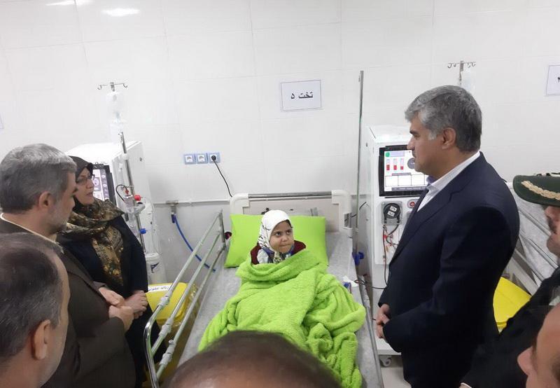 دستگاه دیالیز براساس استانداردهای جهانی در ایران فراوری می گردد