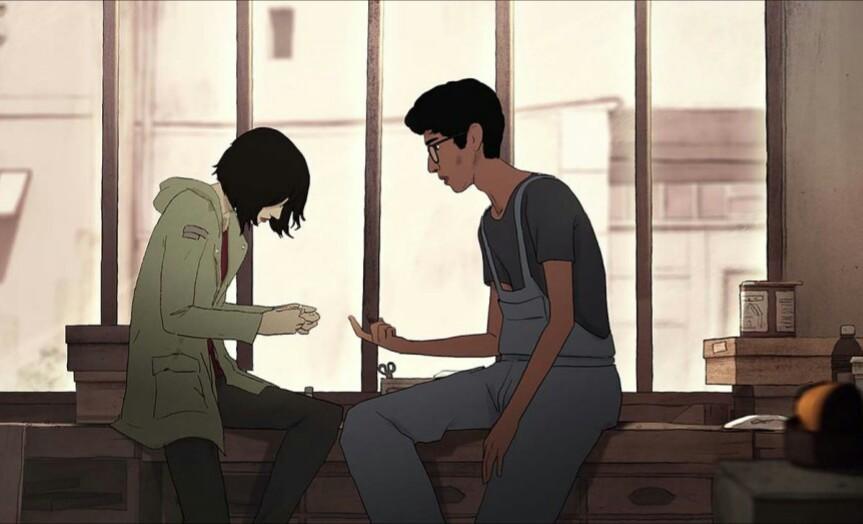 انیمیشن فرانسوی جایزه اصلی هفته منتقدین جشنواره کن را برد