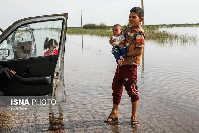 هشدار سازمان هواشناسی نسبت به بالا آمدن آب رودخانه ها در استان های شمالی