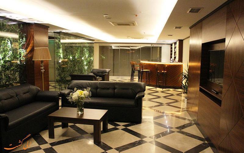 معرفی کاج هتل استانبول ، 3 ستاره