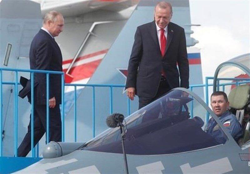 تهدید اردوغان به انصراف از خرید اف 35 و خرید جنگنده روسی، هر چیزی ممکن است