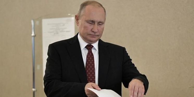 حزب پوتین اکثریت خود در انتخابات محلی روسیه را حفظ کرد