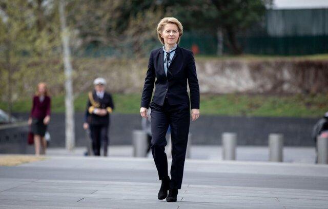 حضور برابر مردان و زنان در تیم رئیس جدید کمیسیون اروپا