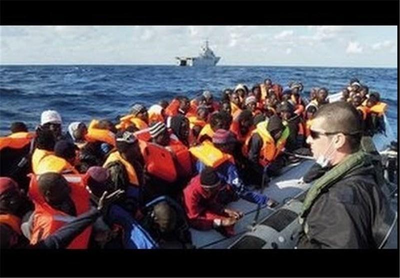ایتالیا 4 هزار مهاجر و پناهجو را نجات داد