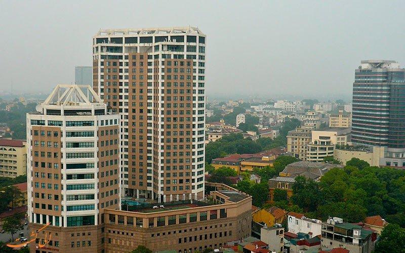 معرفی هتل 5 ستاره سامرست گرند در هانوی ویتنام