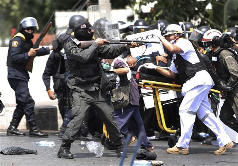 فرمانده ارتش تایلند خواهان مذاکره دولت و معترضان شد