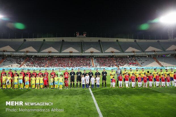 زمان بازی های پرسپولیس و استقلال در جام حذفی تعیین شد