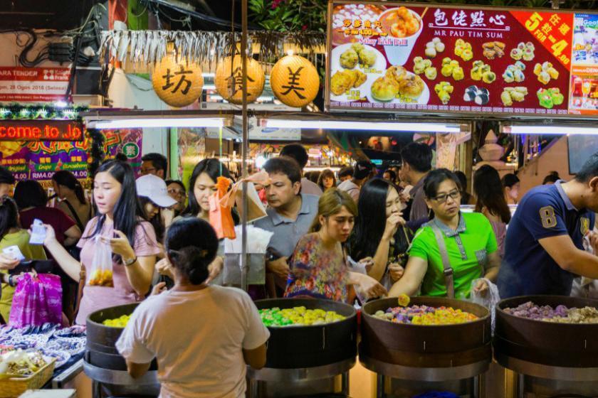 بهترین بازارهای مالزی را بشناسید