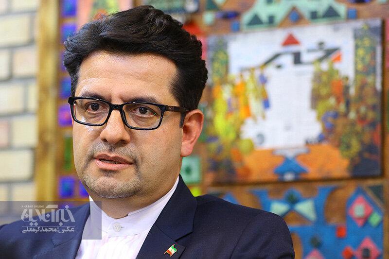 موسوی: ایران افزودن یک سازمان آمریکایی به گروه های تروریستی را آنالیز می نماید