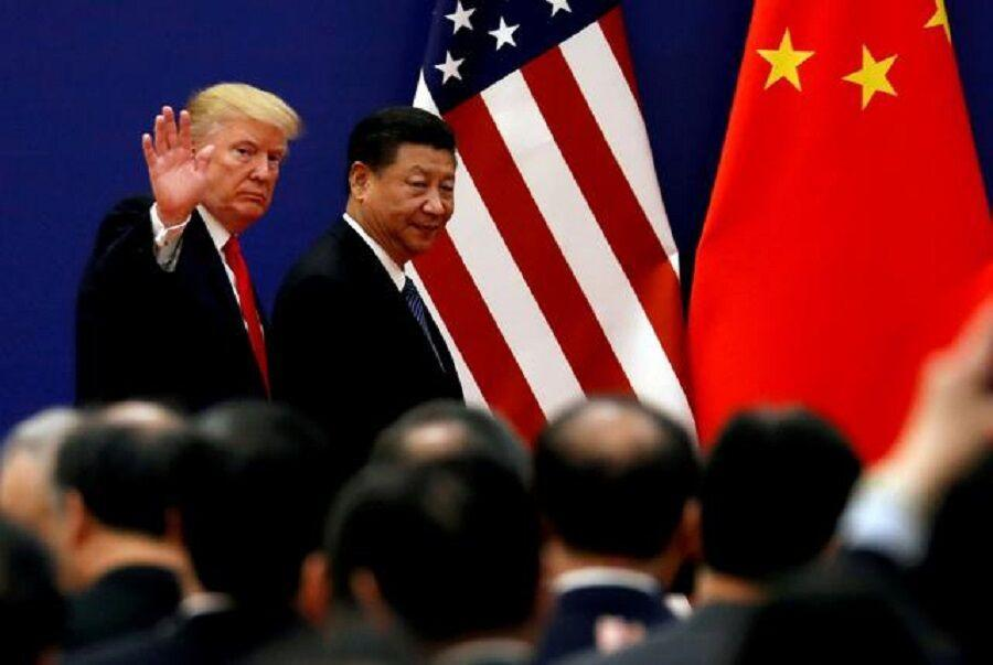 چین و آمریکا توافق نامه تجاری امضا می نمایند