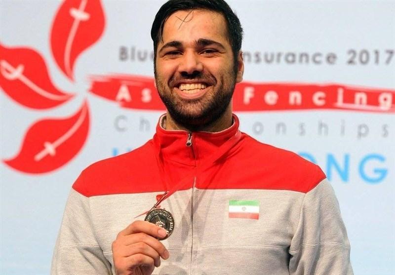 محمد رهبری: تمام هدفم کسب موفقیت در بازی های آسیایی جاکارتا است