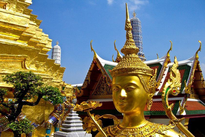 سفر 48 ساعته به بانکوک، تایلند