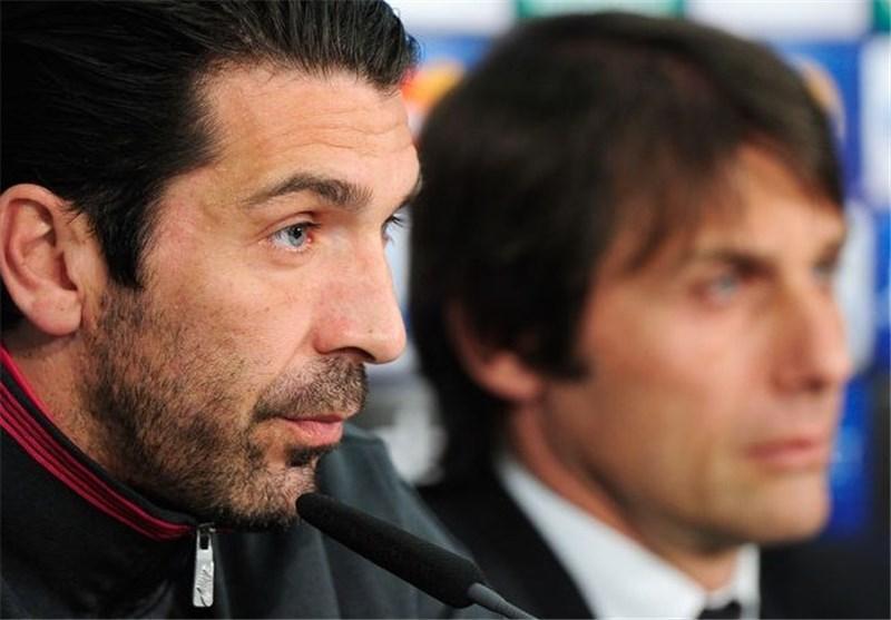 بوفون: یوونتوس به تیم ملی ایتالیا اولویت دارد