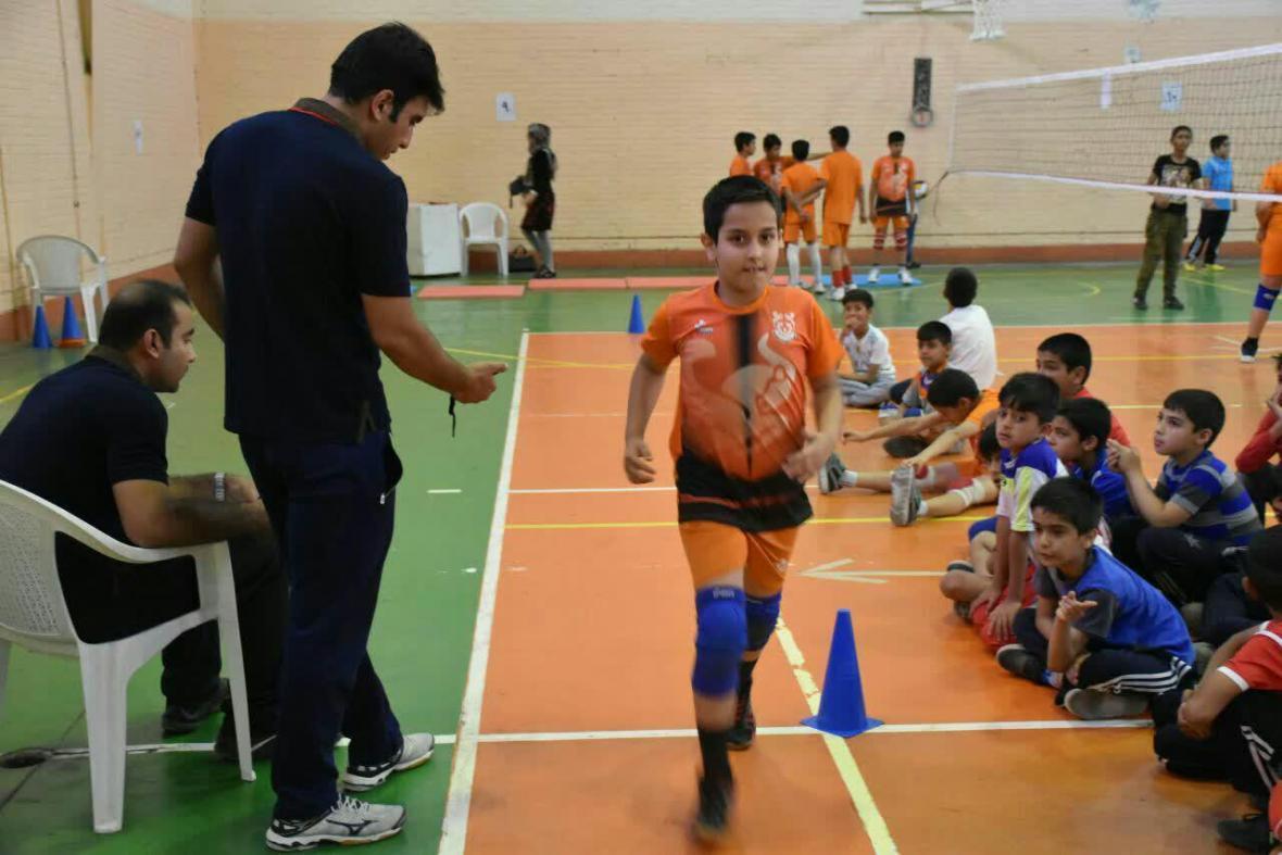اجرای طرح استعدادیابی والیبال در 23 شهرستان کرمان