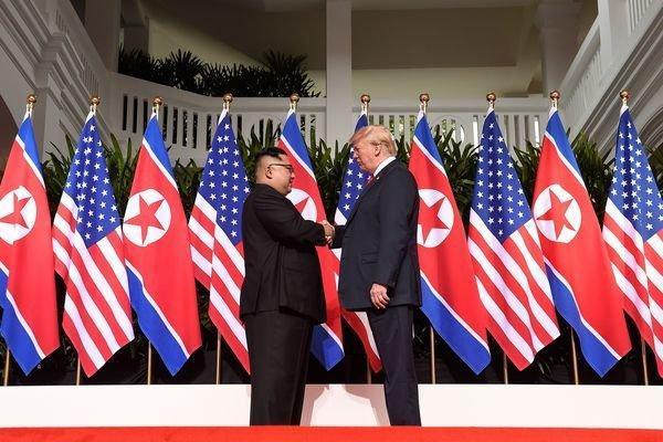 12 مقام کره شمالی پیش از سفر به محل دیدار ترامپ و کیم جونگ اون، وارد پکن شدند