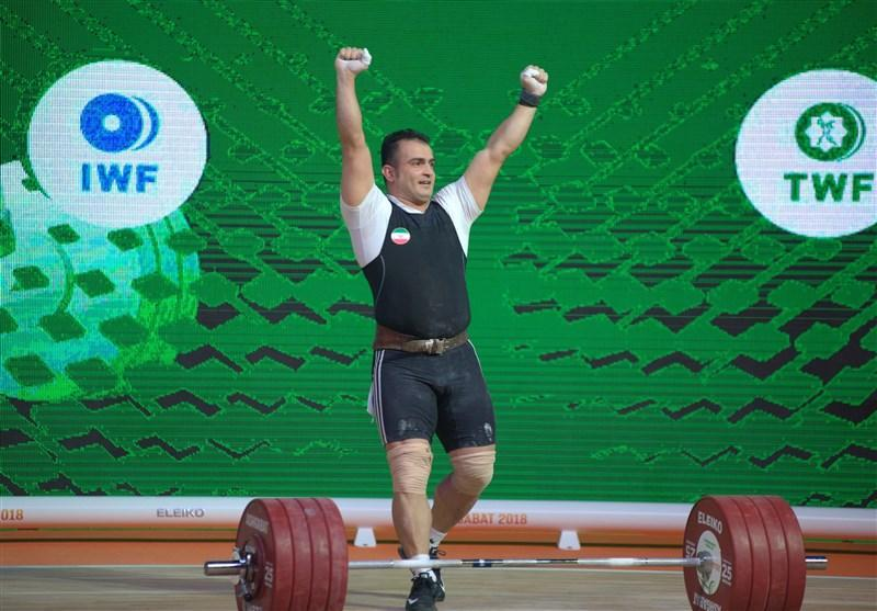 حفظ شانس وزنه زدن در المپیک با مهار وزنه 200 کیلوگرمی در سوئیس، سهراب مرادی به ترکیه می رود