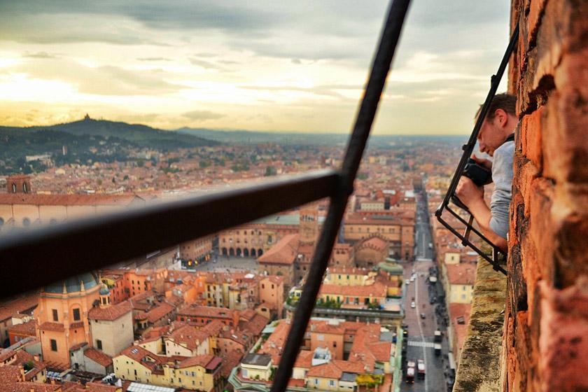 سفرنامه بولونیا؛ شهر سرخ ایتالیا (قسمت اول)