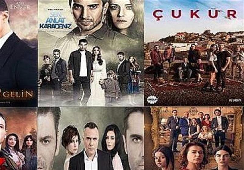 درآمد 500 میلیون دلاری ترکیه از صادرات سریال تلویزیونی