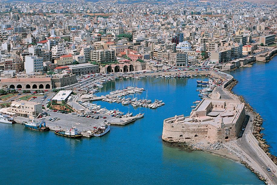 شهرهای تاریخی یونان برای سفر با کشتی کروز