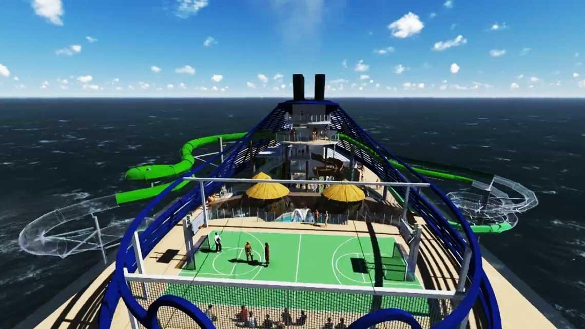 آشنایی با تفریحات کشتی های کروز