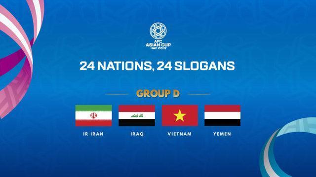 شعار تیم ملی فوتبال ایران در جام ملت های آسیا را انتخاب کنید