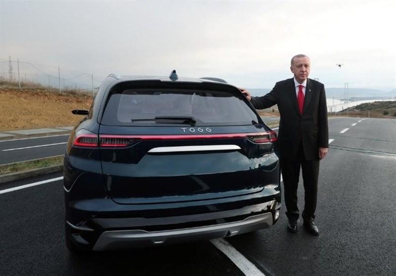 رویای 60 ساله ترکیه به واقعیت تبدیل شد ، فراوری اولین خودرو ساخت داخل