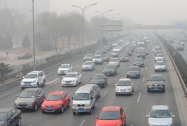 هوای راکد و آلوده در شهرهای بزرگ اروپا