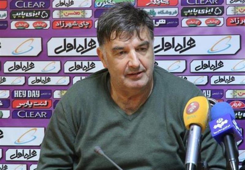 کریستیچویچ: تا به حال در خانه پیروز نشدیم و انتظار برد داریم، بازیکنان جدید شاهین سطح تیم را تغییر داده اند