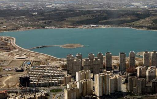 بازسازی و توسعه گسترده شبکه توزیع آب منطقه 22
