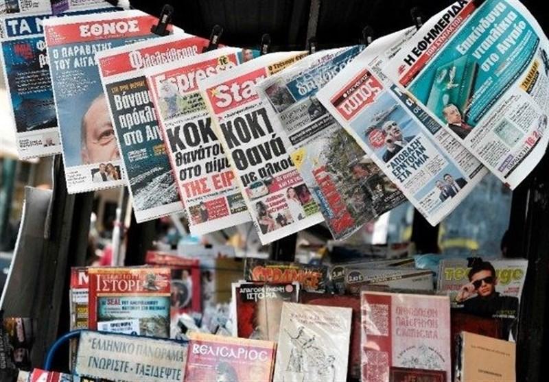 نشریات ترکیه در یک نگاه، تنش و درگیری در ادلب، قتل عام نژادپرستانه در آلمان