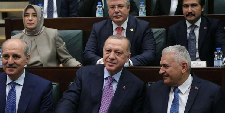 100 هزار هشتگ اعتراضی در شبکه های اجتماعی در انتقاد از خنده های اردوغان