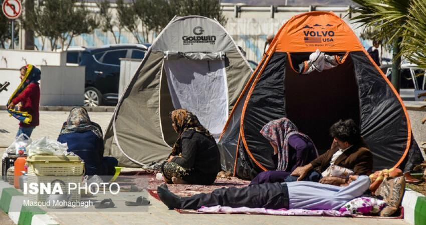 اسکان نوروزی در مدارس، اقامتگاه های دولتی و چادرها ممنوع شد