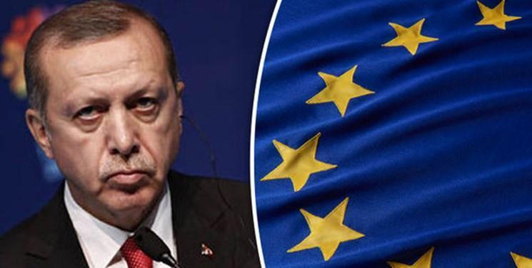 اردوغان برای مذاکره درباره اوضاع آوارگان سوری به بروکسل می رود