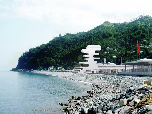 ساحل سارپی گرجستان