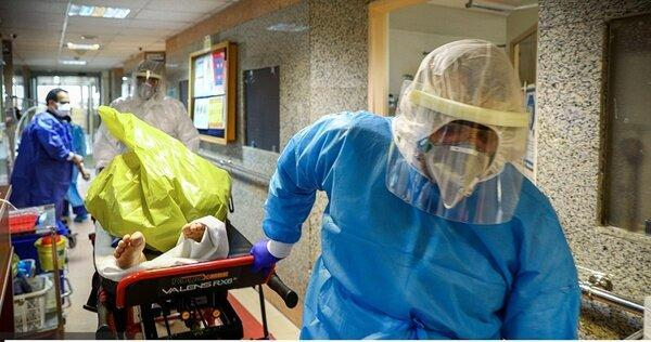 اختصاص 90 درصد فعالیت بیمارستانی مازندران به کرونا