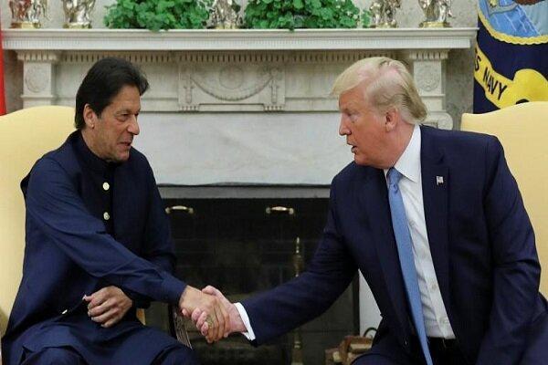 عمران خان و ترامپ درباره مقابله با کرونا مصاحبه کردند