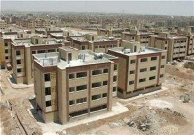 بیش از 3 هزار واحد مسکونی در گلستان شهر نیمه کاره است