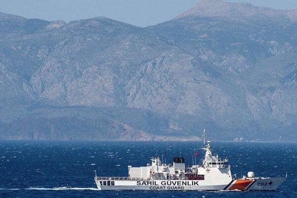 یونان بدون توجه به هشدار ترکیه مانور دریایی برگزار می نماید