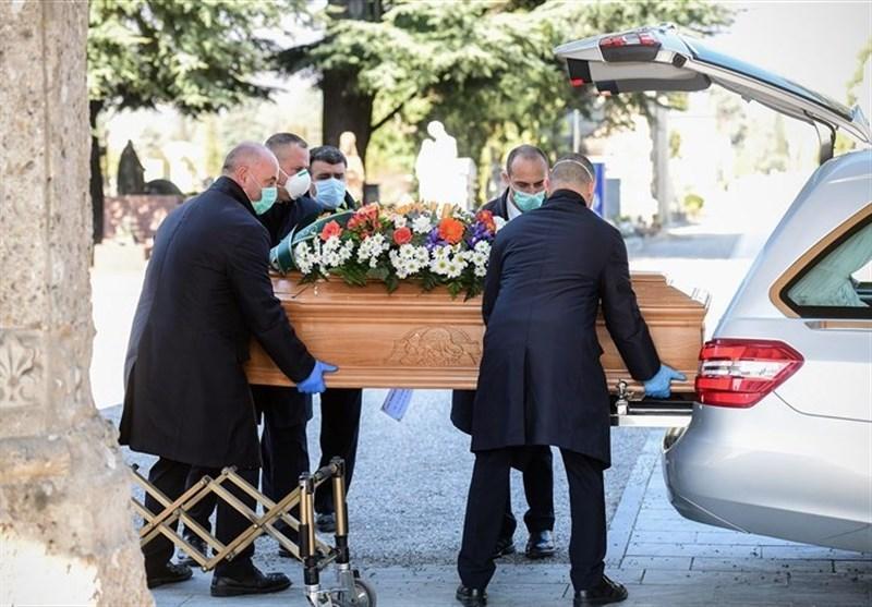 شمار قربانیان کرونا در ایتالیا از 7500 نفر عبور کرد